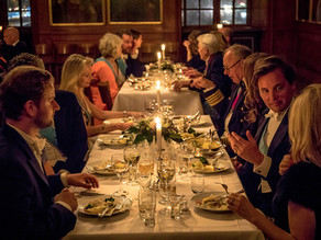 Middag på Riddarhuset