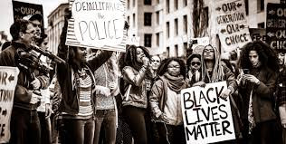 Black Lives Matter: decentralised leadership and the problems of online organising