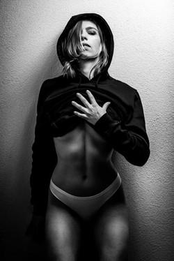 voorbeeld supermodel shoot