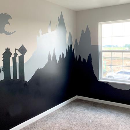 Harry Potter Loft Space