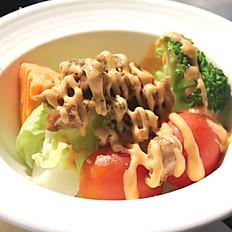千島醬燻雞沙拉