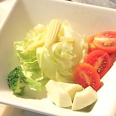 健康油醋沙拉