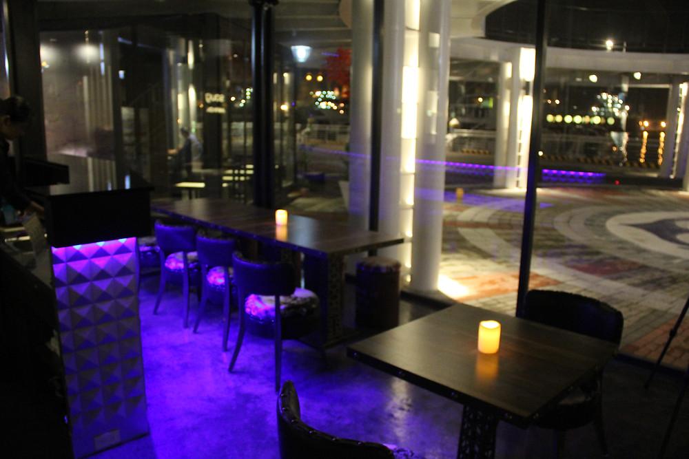 22號碼頭海景餐廳-酒吧