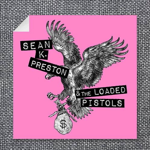 Sticker - Eagle