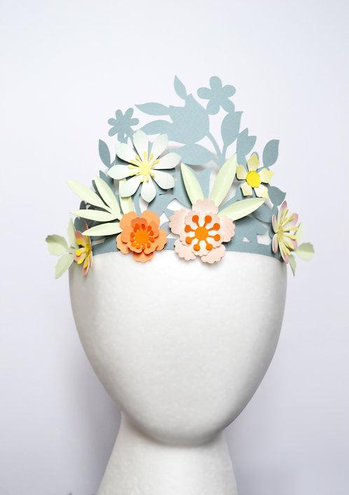 Flower crown craft kit