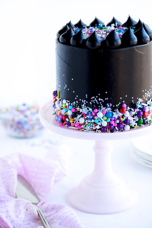sweetapolita sprinkle cake