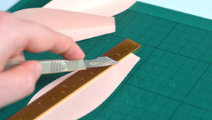 PAPER FOLDING AND CURLING