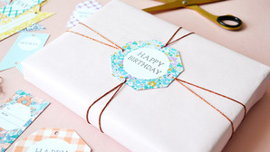 FREE GIFT TAG TUTORIAL AND DOWNLOAD