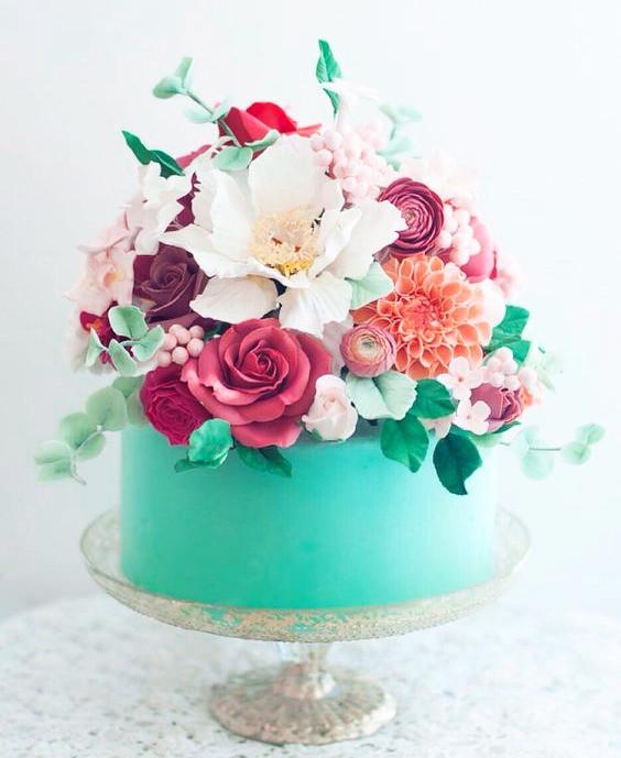 amazing cake by Luciana Borges