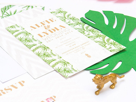 INVITES BY ABIGAIL WARNER