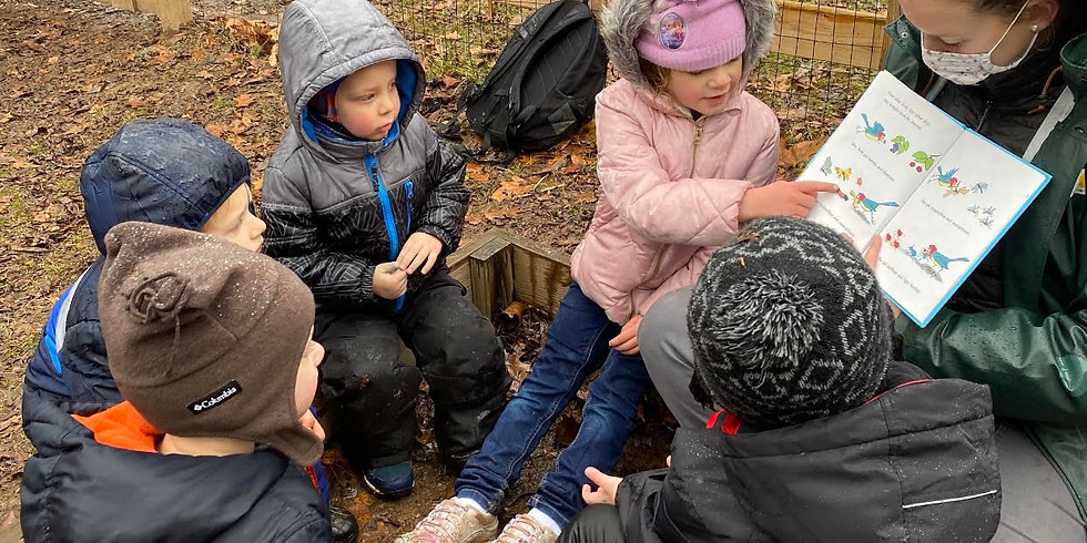 Nature Nuggets: Nature Storytime (Family Program) (1)