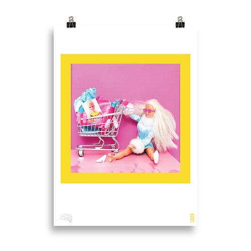 Art Frankie - Barbie goes homeless