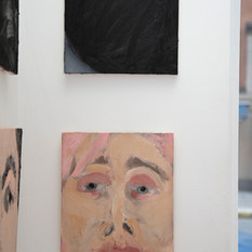 """Neil Bhat - """"Untitled diptych"""""""