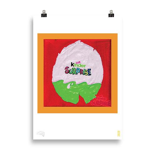 Art Frankie - Red Kinder