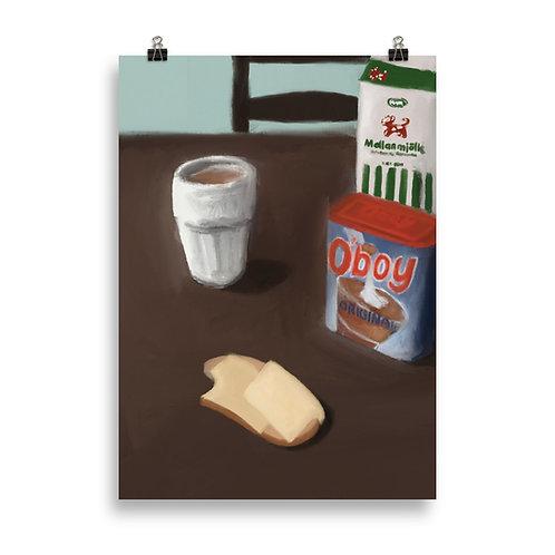 Estelle Graf - Frukost