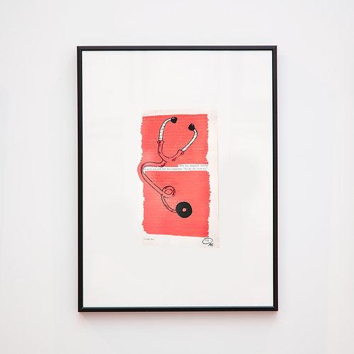 """Stetoskop"" -Art Frankie"