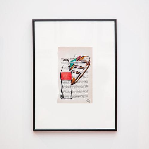 """""""Dyr macka och coca cola"""" -Art Frankie"""