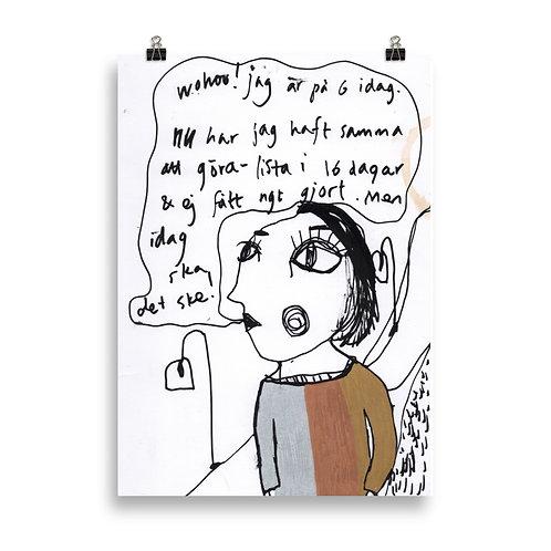 Jessica Ritar - Att göra listan