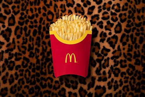 Postcard  - Fries
