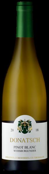 Donatsch Pinot Blanc Weissburgunder Malans