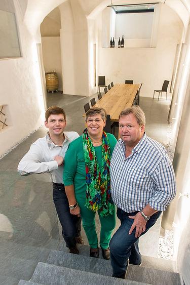 Martin, Heidi & Thomas Donatsch