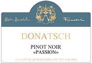 Donatsch Pinot Noir Passion