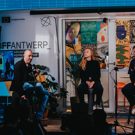 Antwerp Powered By Creatives  [throwback]