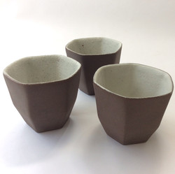 六角蕎麦猪口 Hexagon cup