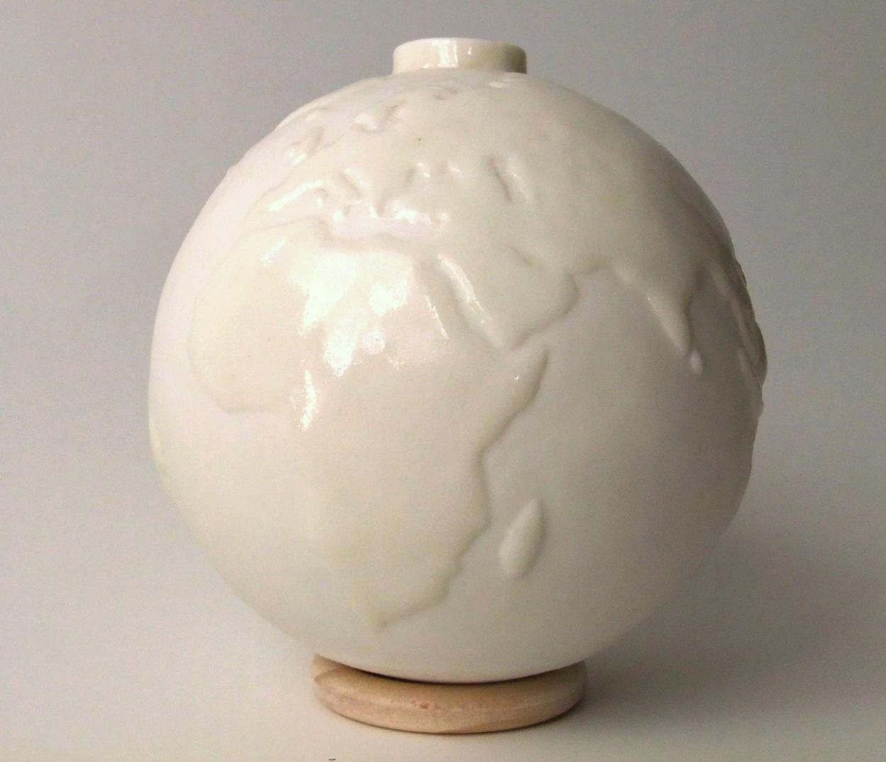 地球の一輪挿し Small vase of the earth