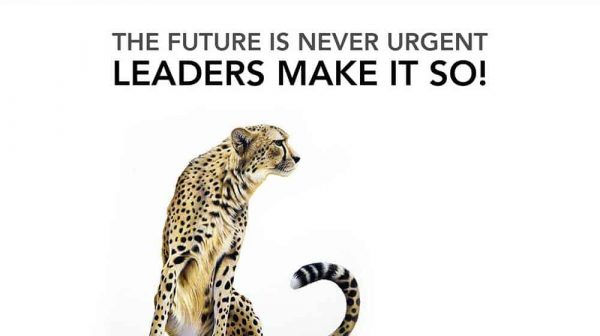 The Future is Never Urgent