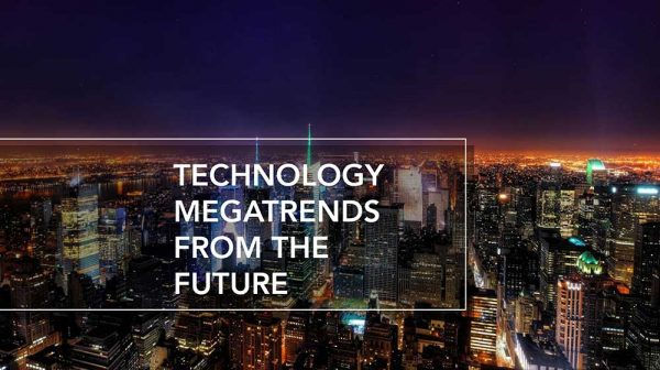 Technology Megatrends from the Future