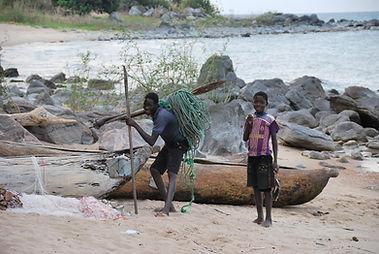 Malawian Tour - Pêcheurs de Chilumba
