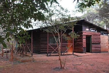 Malawian Tour - Sanitaires et dortoirs