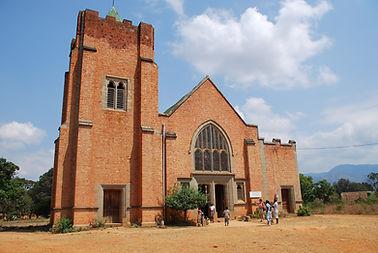 Malawian Tour - L'église de Livingstonia