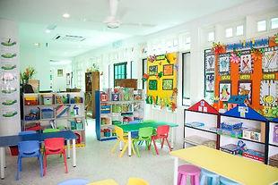 オーストラリア幼稚園でボランティア