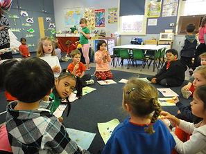 海外幼稚園ボランティア