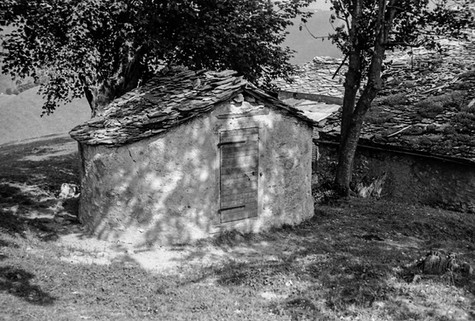 La nevèra di Pianspessa, 1963