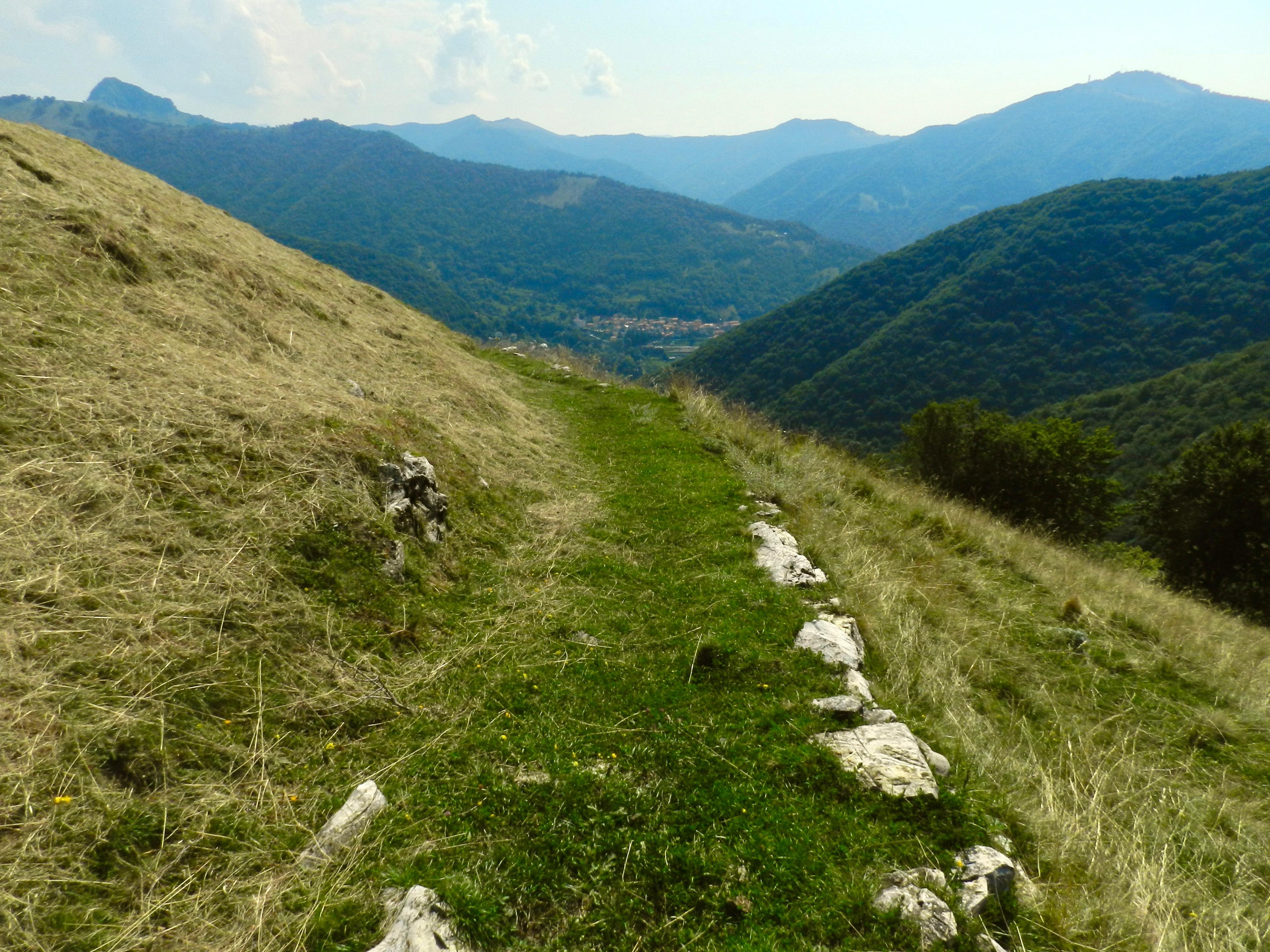 Sentiero Pianspessa, Valle di Muggio