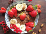 Chocolade-chia pudding
