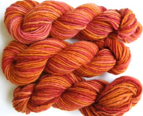 Cochineal, Madder Root and Osage Orange