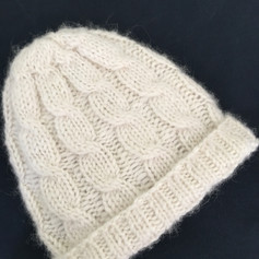 Original Design Cable Hat