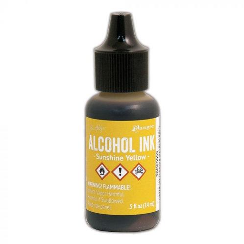 Ranger • Tim Holtz Alcohol Ink Sunshine yellow