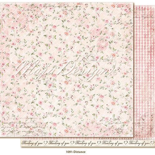 Maja Design Papier Miles Apart - Distance