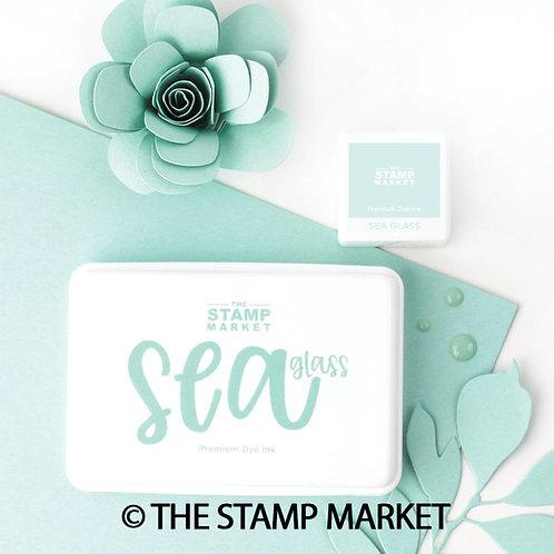 Stempelkissen von The Stamp Market - Sea glass