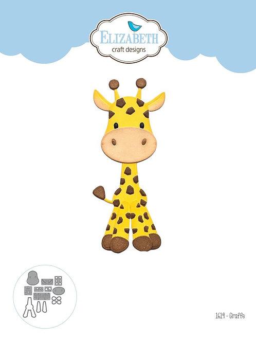 Elizabeth Craft Design Stanzformen Giraffe
