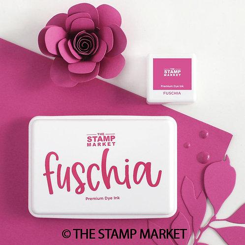 Stempelkissen von The Stamp Market - Fuschia