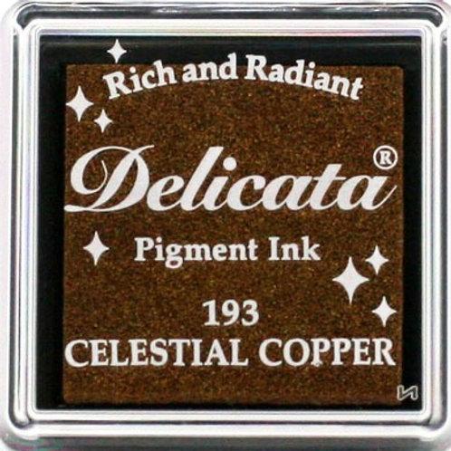 Stempelkissen mini (3x3cm) Celestial Copper