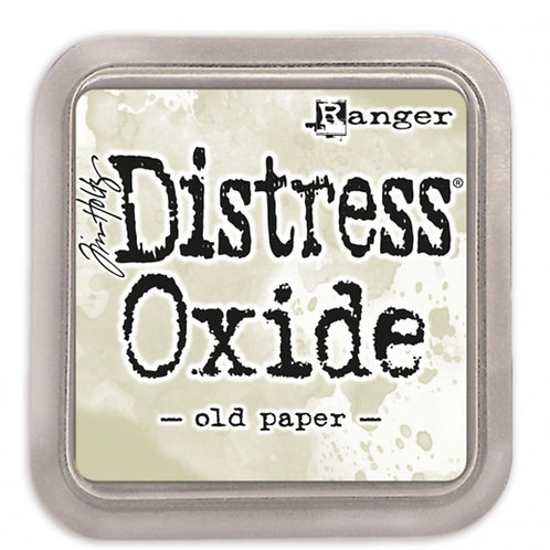 Stempelkissen Distress Oxide Old Paper
