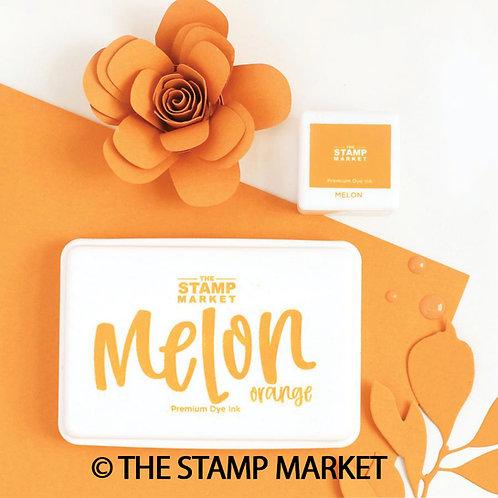 Stempelkissen von The Stamp Market -Melon orange