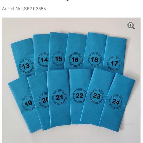 SF Stamps Adventskalender MOTIVE COLORATION Tag 13 - 24